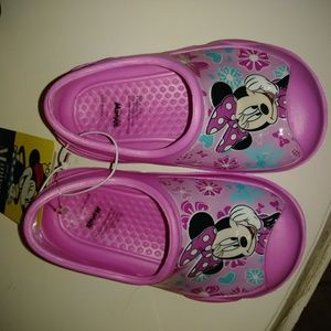 Girls water-proof slip-on sandals